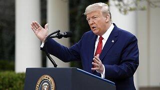 Trump Extends Coronavirus Guidelines Until End Of April