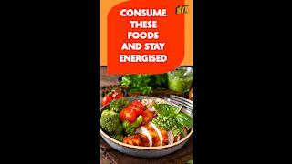 Top 3 Foods That Help In Fighting Fatigue *