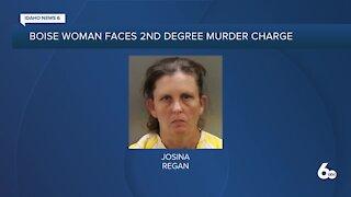 Boise woman arrested in suspicious death investigation