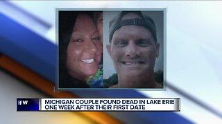 Michigan couple found dead in Lake Erie