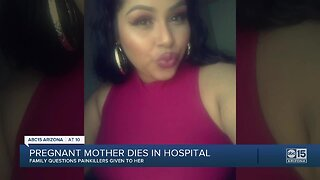 Pregnant mother dies in hospital