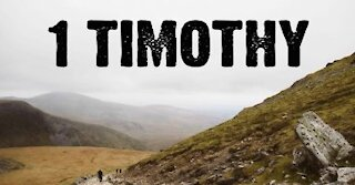 1 Timothy 2:5-8 PODCAST