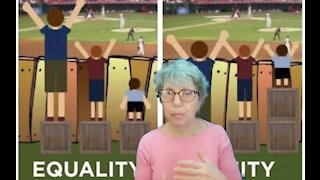 The Dishonesty of the Equality Equity Cartoon