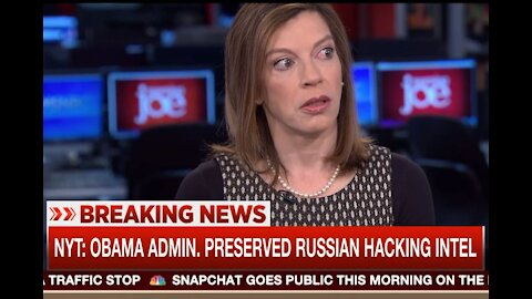 Evelyn Farkas Flat Out Lying About Evidence Of Russian Collusion | The Washington Pundit