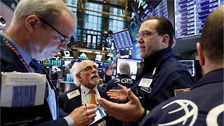 Wall Street Creeps Into Positive Territory After Tariff Announcement