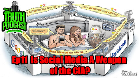 Is Social Media a Weapon of the CIA?
