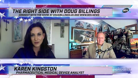 The Right Side with Doug Billings - August 19, 2021
