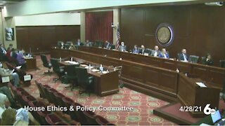 Ethics hearing: Idaho lawmaker accused of rape pleads Fifth