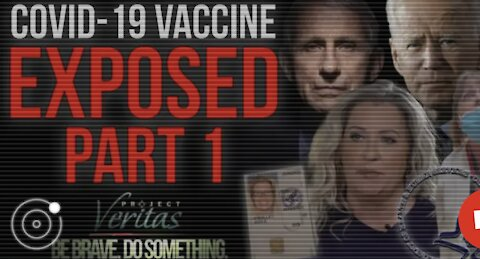Federal Govt Whistleblower Goes Public About The Vax