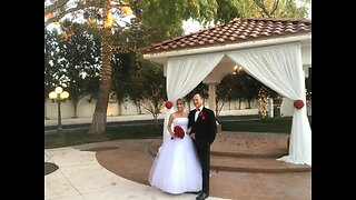 Henderson couple ties the knot after having wedding saved by firefighters