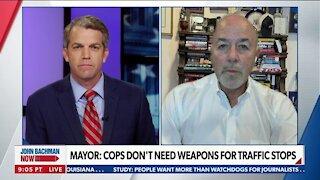 Fmr. NYC Police Commissioner Slams Brooklyn Center Mayor