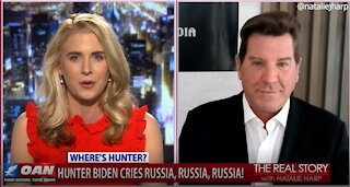 The Real Story - OANN Where's Hunter? with Eric Bolling