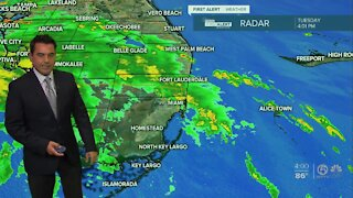 Tornado Watch issued for South Florida, Treasure Coast due to Tropical Storm Elsa