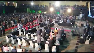 SOUTH AFRICA - Pretoria - State of the Province address - Video (t9D)