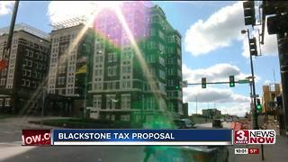 Public hearing over Blackstone occupation tax