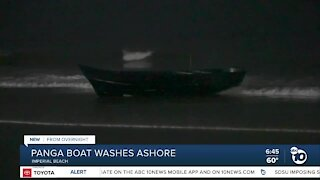 Panga boat passengers detained in Imperial Beach