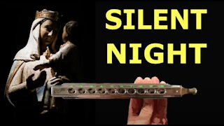 How to Play Silent Night on a Chromatic Harmonica Part 2