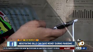 Save money by negotiating bills during pandemic
