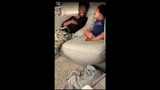 Baby Talking To his Father Will Melt your Heart VIRAL VIDEO