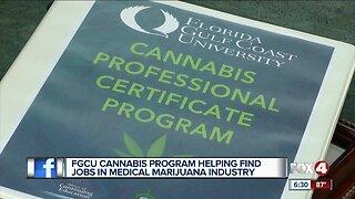 FGCU program aims to help job seekers in medical marijuana industry