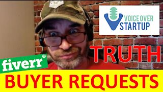 The Truth about Fiverr Buyer Requests