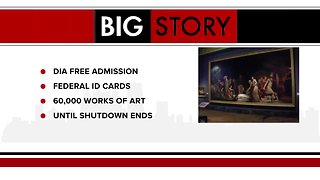 DIA offering free admission to federal employees during shutdown