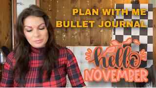 PLAN WITH ME | NOVEMBER BUJO