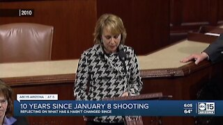 10 years since January 8, 2011 shooting in Tucson