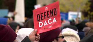 People will be able to apply for DACA again today