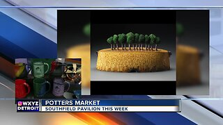 44th Annual Potters Market returns to Southfield