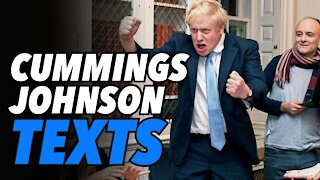 Cummings continues to go after Boris, releases WhatsApp messages