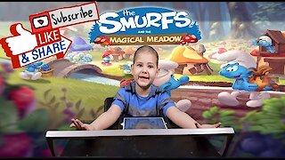 The Smurfs I Magical Meadow I Android I iOS I Kids Game