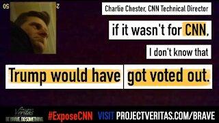 CNN Admits Their Propaganda Campaign To Remove Trump