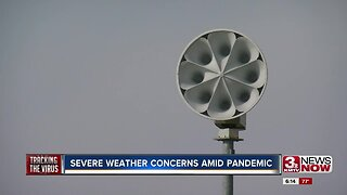 Severe Weather Concerns Amid Pandemic