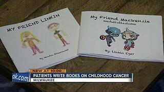 Milwaukee kids helping kids battling cancer