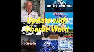 CHARLIE WARD UPDATE