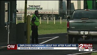 Employees wonder about heading back to work after plant explosion