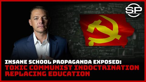 INSANE Communist Mask Propaganda Forced on Children for ENTIRE DAY!