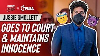 Jussie Smollett Goes To Court