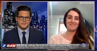 After Hours - OANN Mental Health + Pandemic with Dr. Geri Lynn Utter