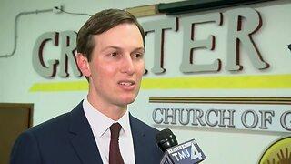 Charles Benson talks one-on-one with Jared Kushner