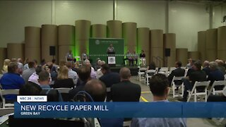 Recycled Paper Mill unveiled