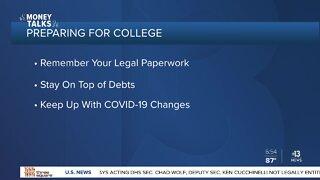 Money Talks: Preparing for College