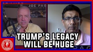 Dinesh D'Souza on DC Yesterday - The Election and Trump's Legacy