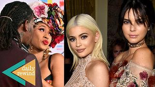 Kylie & Kendall Jenner BLOCK Caitlyn's New Skin Care Line! Cardi B & Offset Back Together! | DR