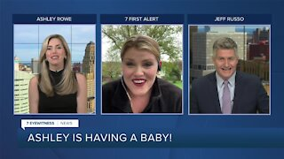 Ashley tells Autumn and Jeff she is expecting a baby