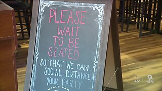Restaurants prepare to open with health restrictions