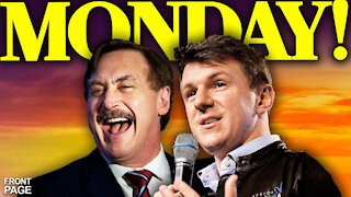 """Mike Lindell launches new social platform """"Frank""""; Project Veritas sues Twitter for defamation"""