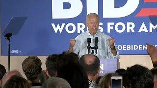 Joe Biden in Council Bluffs