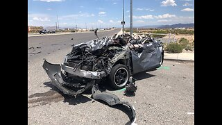 Horrific crash raises safety concerns